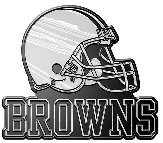 NFL Cleveland Browns Automobile Car Emblem - 757 Sports Collectibles
