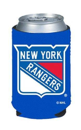 NHL New York Rangers Kolder Can Koozie Cooler