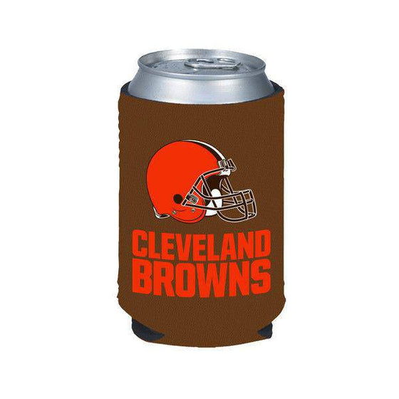 NFL Cleveland Browns Kolder Can Koozie Cooler
