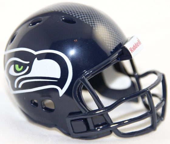NFL Seattle Seahawks Mini Micro Pocket Pro Revolution Helmet
