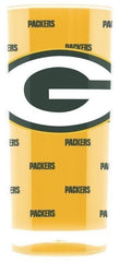 NFL Green Bay Packers 16oz Insulated Square Acrylic Tumbler