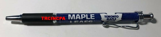 Officially Licensed NHL Ball Point Pen(4 pack) - Pick Your Team - FREE SHIPPING (Toronto Maple Leafs)