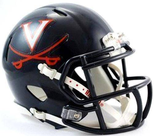 UVA Virginia Cavaliers Speed Mini Helmet