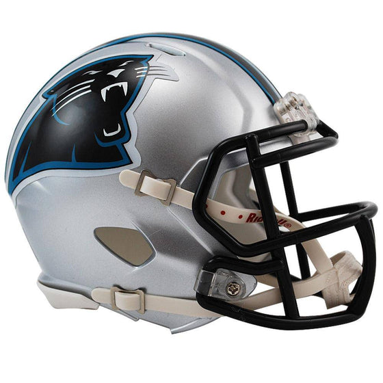 Carolina Panthers NFL Speed Mini Helmet