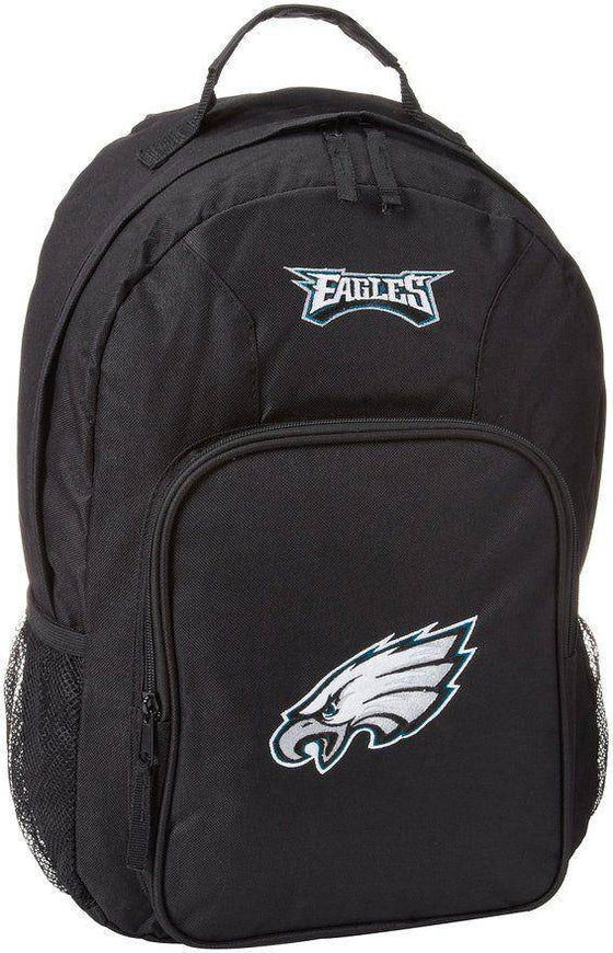 NFL Philadelphia Eagles Embroidered Team Logo Southpaw Backpack