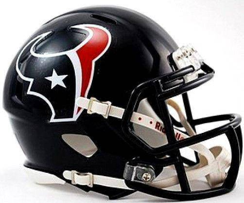 Houston Texans NFL Speed Mini Helmet