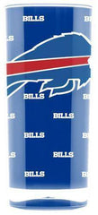 NFL Buffalo Bills 16oz Square Insulated Acrylic Tumbler