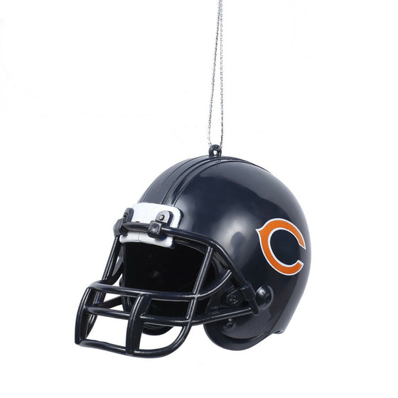 Forever Collectibles - NFL - Helmet Christmas Tree Ornament - Pick Your Team (Chicago Bears)
