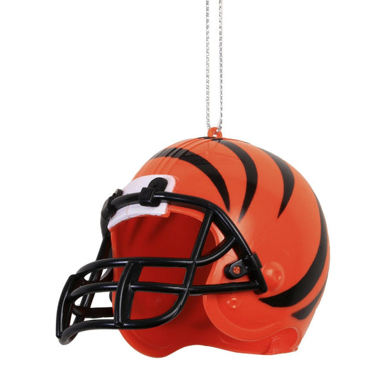 Forever Collectibles - NFL - Helmet Christmas Tree Ornament - Pick Your Team (Cincinnati Bengals)