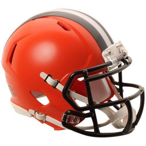 Cleveland Browns NFL Speed Mini Helmet