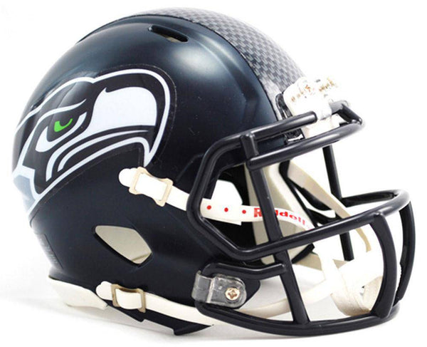 Seattle Seahawks NFL Speed Mini Helmet