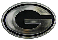 NFL Green Bay Packers Chrome Automobile Car Emblem