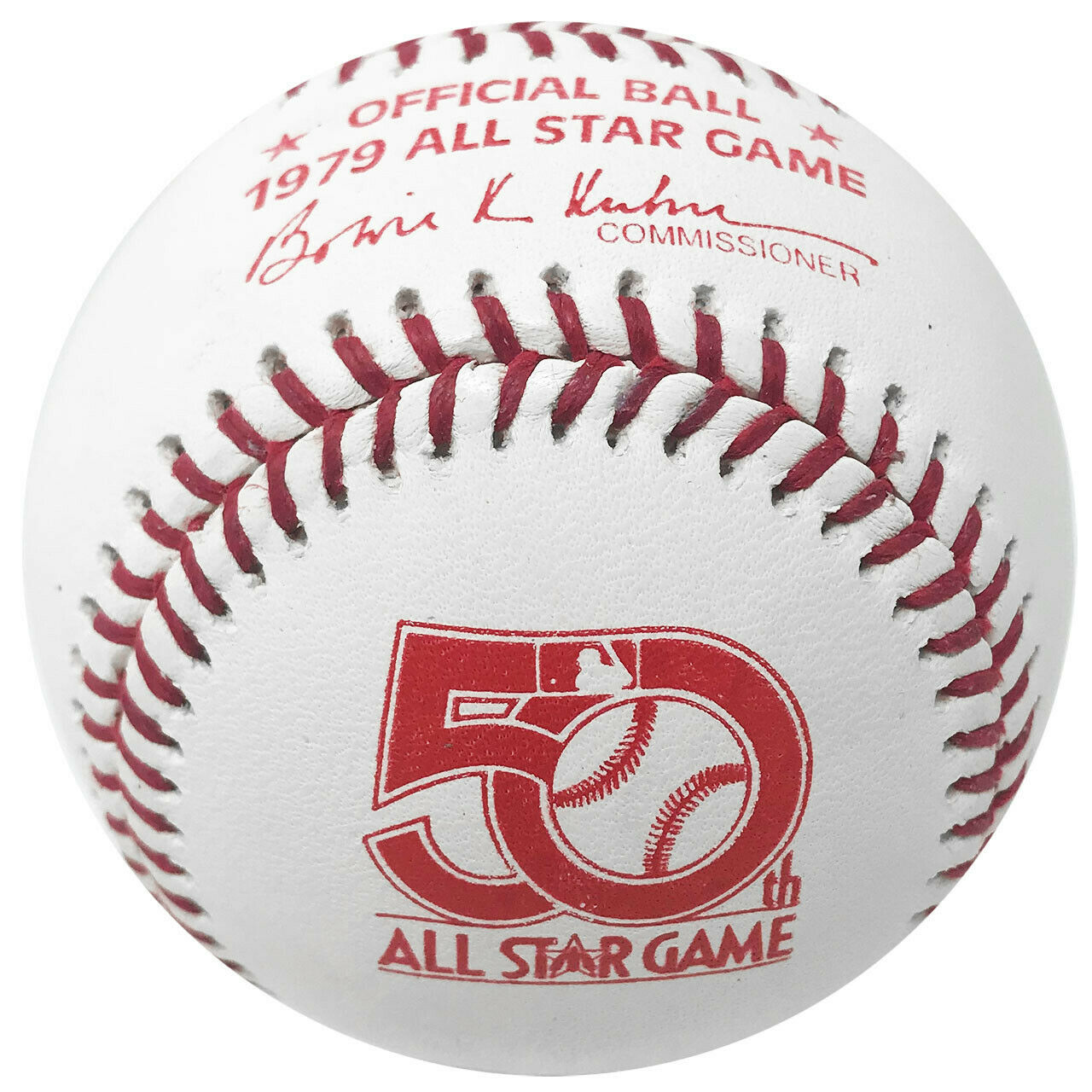 Rawlings 1979 All Star Official MLB Game Baseball Seattle King Dome Boxed