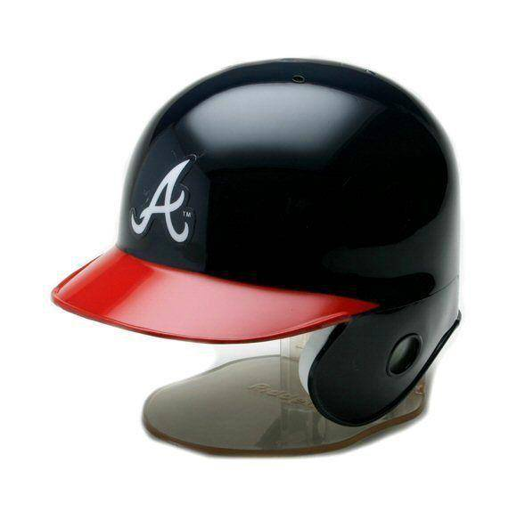 Atlanta Braves Mini Batting Helmet