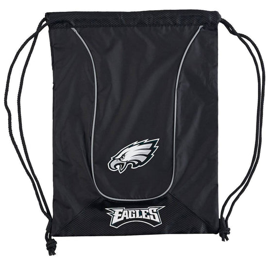 NFL Philadelphia Eagles Axis Heavy Duty Machine Washable Team Logo Backsack