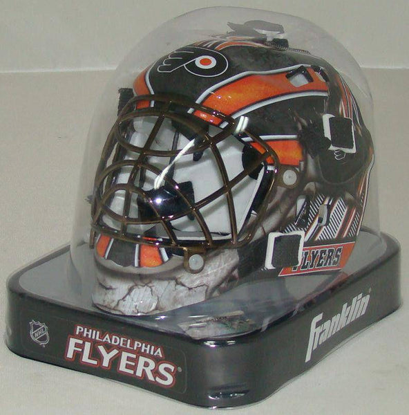 Philadelphia Flyers Mini Hockey Goalie Mask