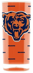 NFL Chicago Bears 16oz Square Insulated Acrylic Tumbler