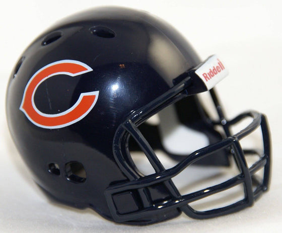 Chicago Bears Revolution Mini Pocket Pro Helmet