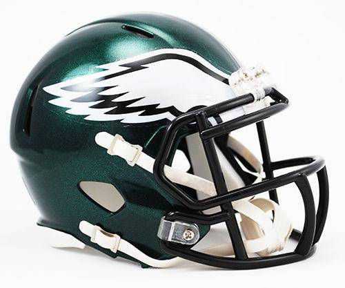 Philadelphia Eagles NFL Speed Mini Helmet