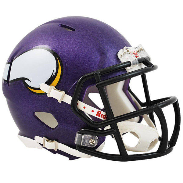 Minnesota Vikings NFL Speed Mini Helmet