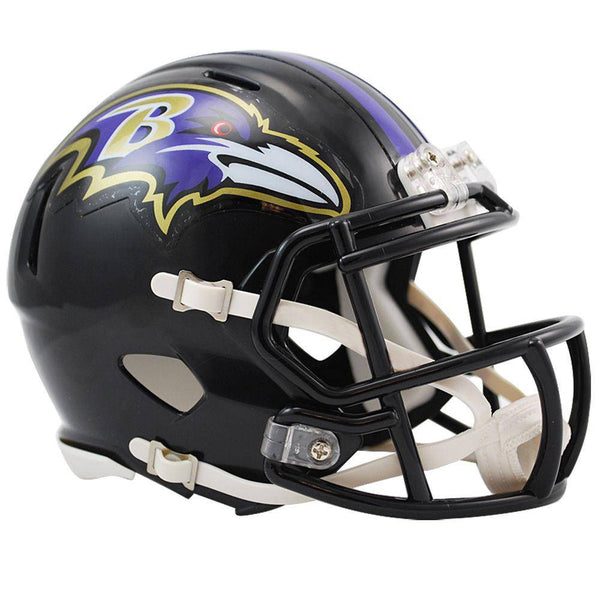 Baltimore Ravens NFL Speed Mini Helmet
