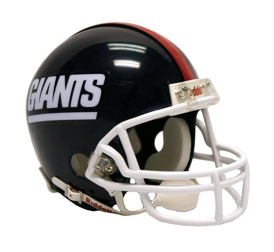 New York Giants NFL Throwback 1981-1999 Mini Helmet - 757 Sports Collectibles