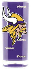 NFL Minnesota Vikings 16oz Square Insulated Acrylic Tumbler