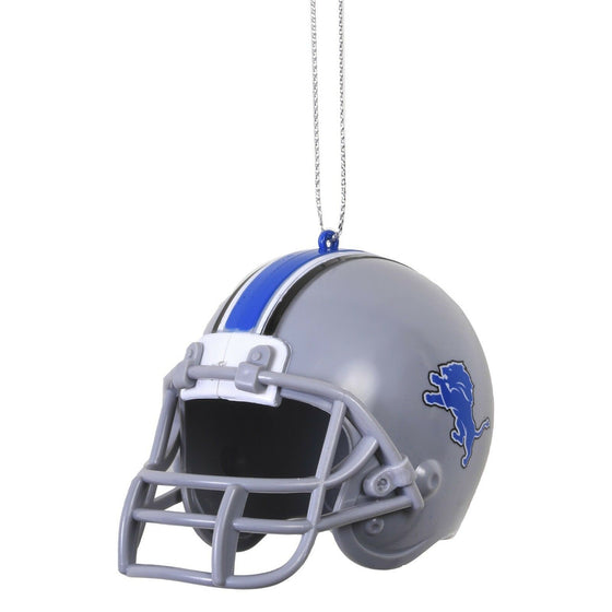 Forever Collectibles - NFL - Helmet Christmas Tree Ornament - Pick Your Team (Detroit Lions)