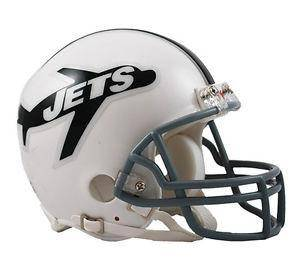 New York Jets NFL Throwback 1963 Mini Helmet