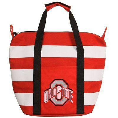 NCAA Ohio State Buckeyes 16-Can Insulated Cooler Tote