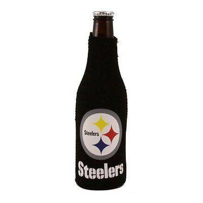 NFL Pittsburgh Steelers Bottle Insulated Collapsible Suit Holder