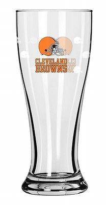 NFL Cleveland Browns Mini Pilsner 2 oz Shot Glass - 757 Sports Collectibles