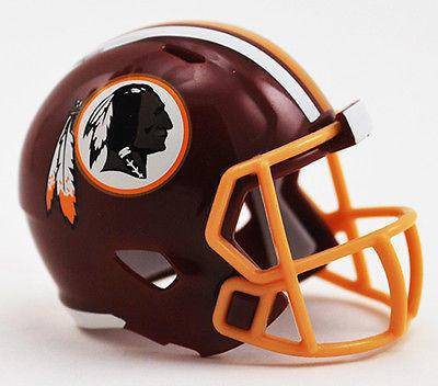 NFL Washington Redskins Mini Micro Pocket Pro Speed Helmet