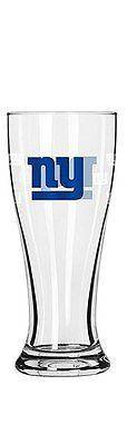 NFL New York Giants Mini Pilsner 2 oz Shot Glass - 757 Sports Collectibles
