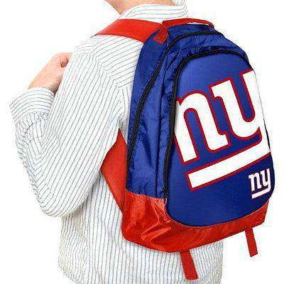 NFL New York Giants Core Structured Lightweight Backpack