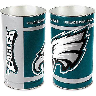 "NFL Philadelphia Eagles 15"" Waste Basket"