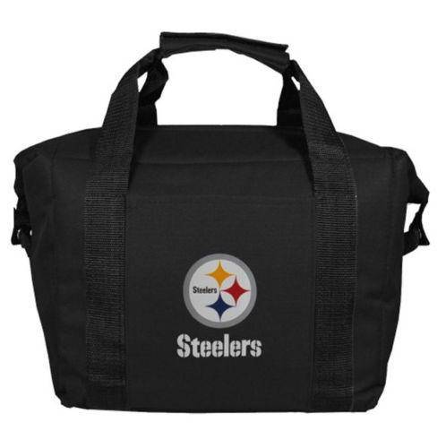 Pittsburgh Steelers 12 Pack Kolder Soft Side Cooler Bag - 757 Sports Collectibles