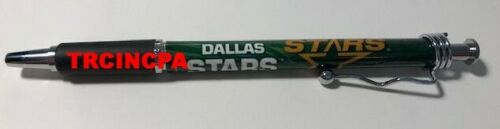 Officially Licensed NHL Ball Point Pen(4 pack) - Pick Your Team - FREE SHIPPING (Dallas Stars)