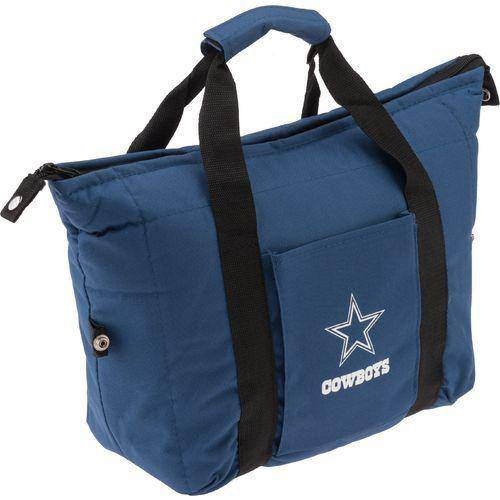 Dallas Cowboys 12 Pack Kolder Soft Side Cooler Bag - 757 Sports Collectibles