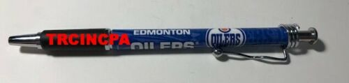 Officially Licensed NHL Ball Point Pen(4 pack) - Pick Your Team - FREE SHIPPING (Edmonton Oilers)