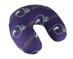"12""x13"" NFL Travel Neck Pillow - Minnesota Vikings"