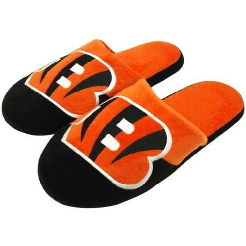 Forever Collectibles - NFL - Men's Colorblock Slide on Slippers - Pick Your Team