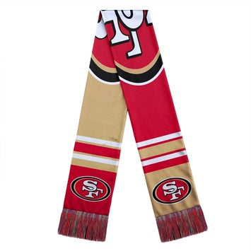 San Francisco 49ers Winter Scarf
