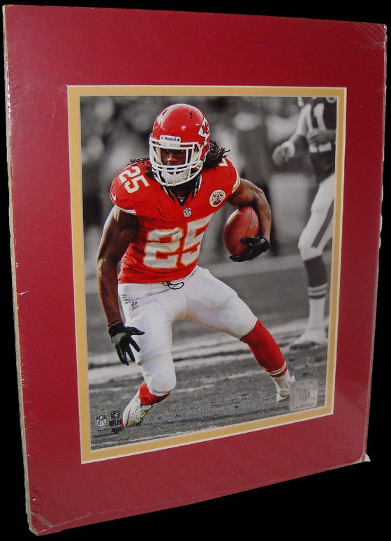 Jamaal Charles Kansas City Chiefs Spotlight Matted 8x10 Photo Picture Poster Print