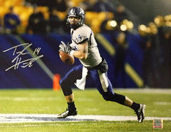 NCAA Taylor Heinicke Old Dominion ODU Monarchs Signed Auto 11x14 Roll ( JSA PSA Pass) 757