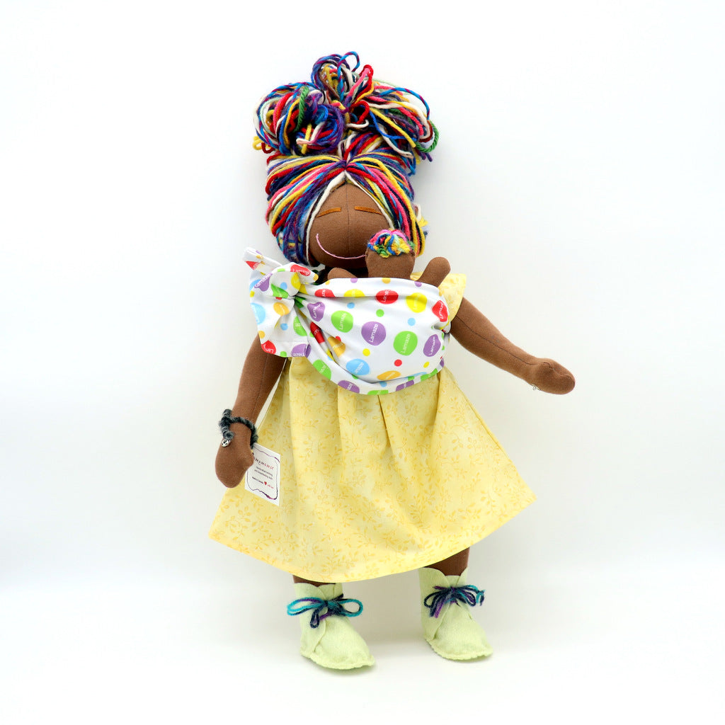 OUR COLLABORATION WITH LAMAZE INTERNATIONAL - NEW DOLL RELEASE!