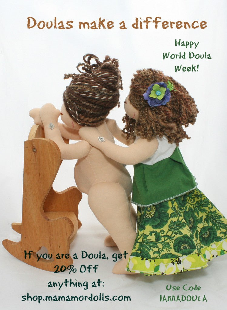 20 OFF world doula week 2014