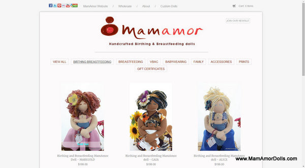 mamamor shop