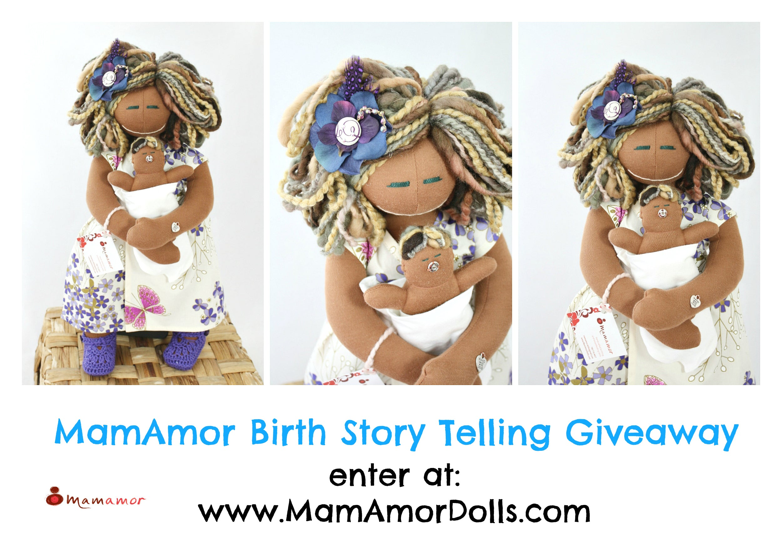 Giveaway 2 Birth Story Telling Banner