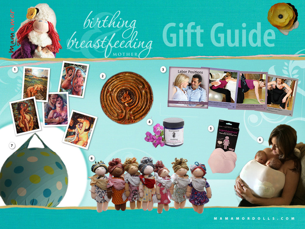 MamAmor Guift Guide 2014 Horizontal
